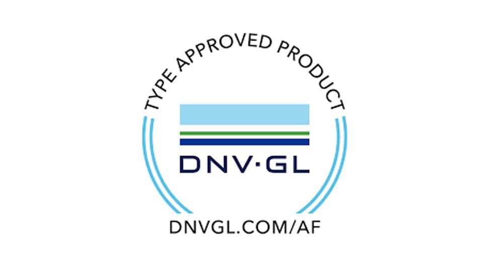 DNV Lingas para içar contêineres offshore, certificação S-7586.