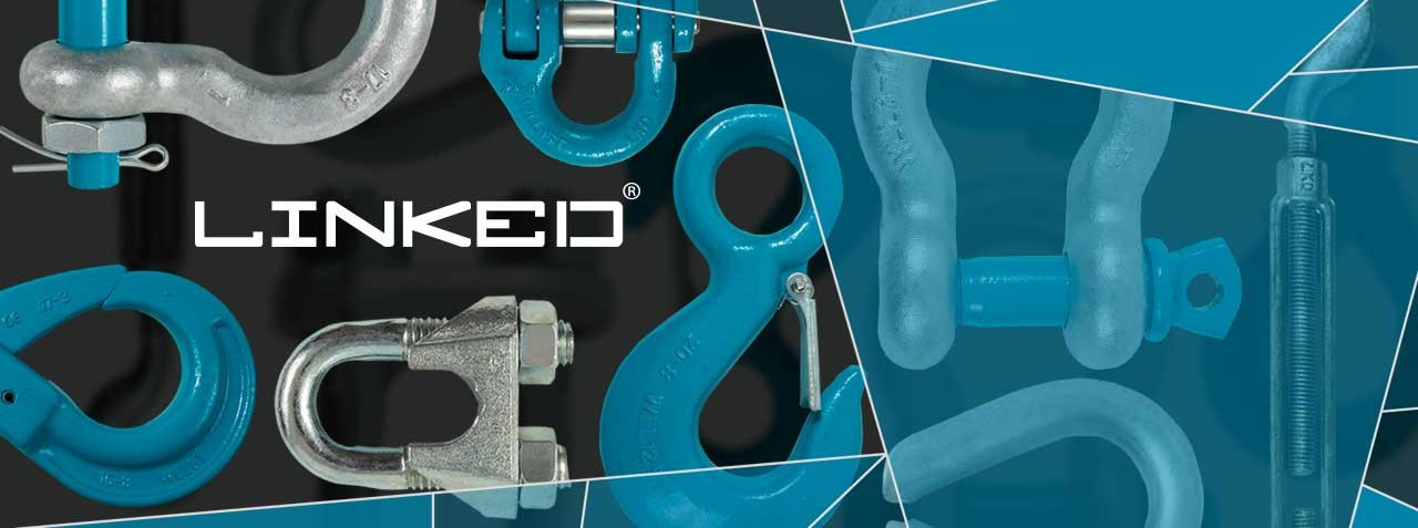 LINKED. NEW LINE OF RIGGING HARDWARE