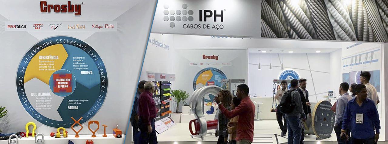 BRASIL OFFSHORE: IPH NOVAMENTE PRESENTE NO MAIS IMPORTANTE EVENTO DO SETOR DE PETRÓLEO