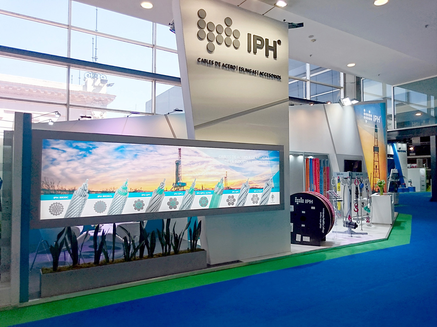 SUCCESSFUL EDITION FOR IPH AT AOG EXPO 20190