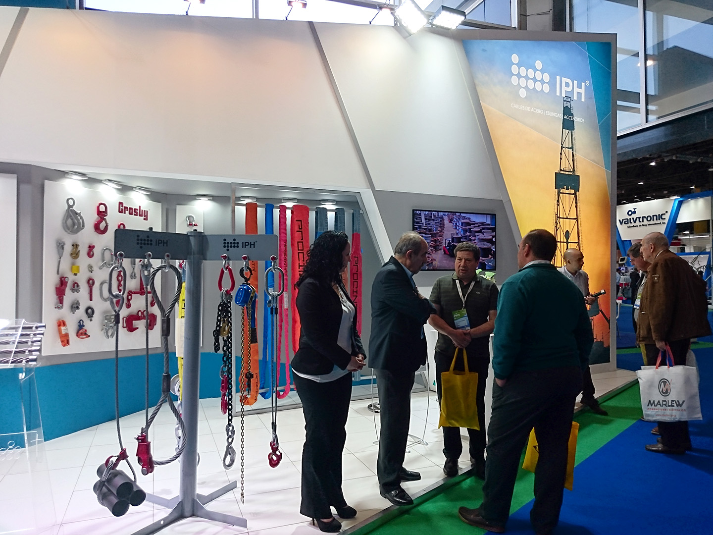SUCCESSFUL EDITION FOR IPH AT AOG EXPO 20194
