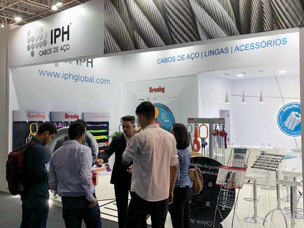 BRASIL OFFSHORE: IPH NOVAMENTE PRESENTE NO MAIS IMPORTANTE EVENTO DO SETOR DE PETRÓLEO1