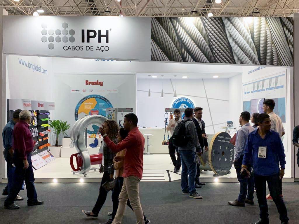 BRASIL OFFSHORE: IPH NOVAMENTE PRESENTE NO MAIS IMPORTANTE EVENTO DO SETOR DE PETRÓLEO2
