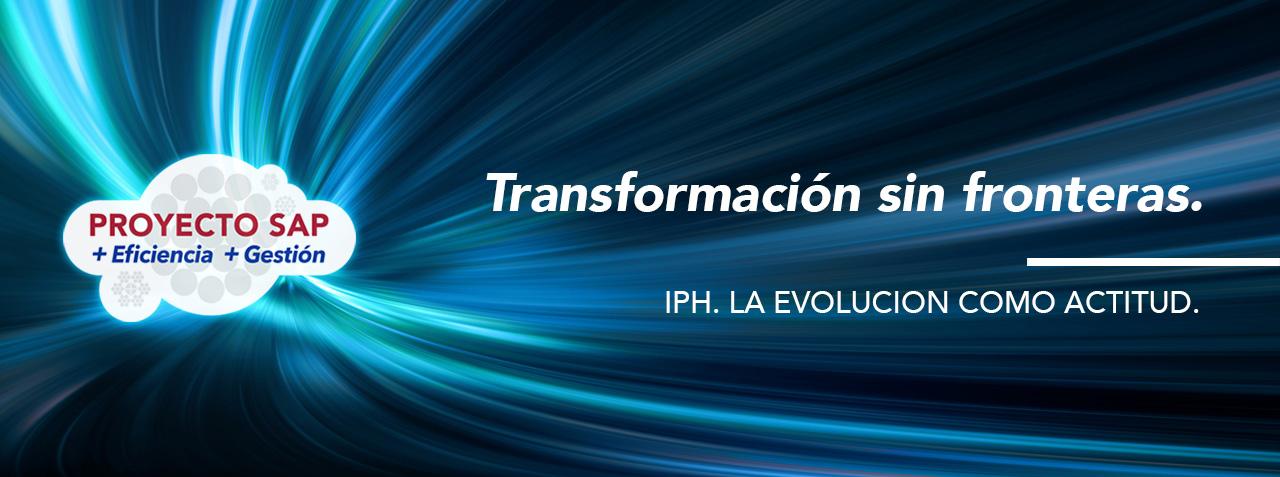 GO LIVE EXITOSO DEL SISTEMA SAP. HACIA UNA TRANSFORMACIÓN SIN FRONTERAS.
