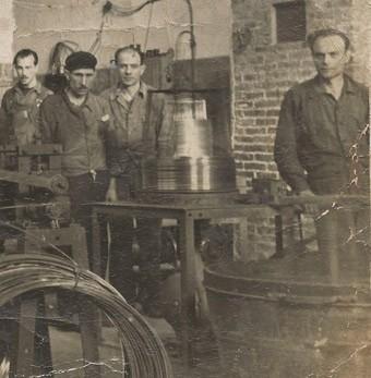 1949 Trayectoria