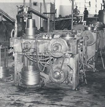 1950 Trajetória