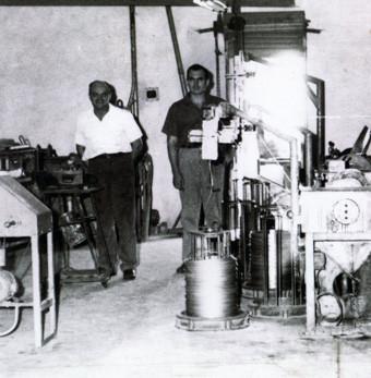 1961 Trajetória